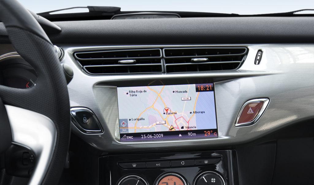 Uitgelezene Navigatie systemen - Citroën Aalsmeer SR-39